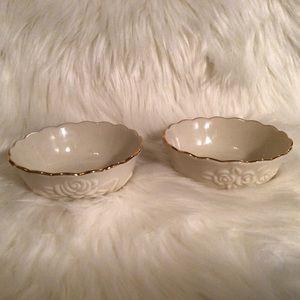 Lenox Bowls | EUC